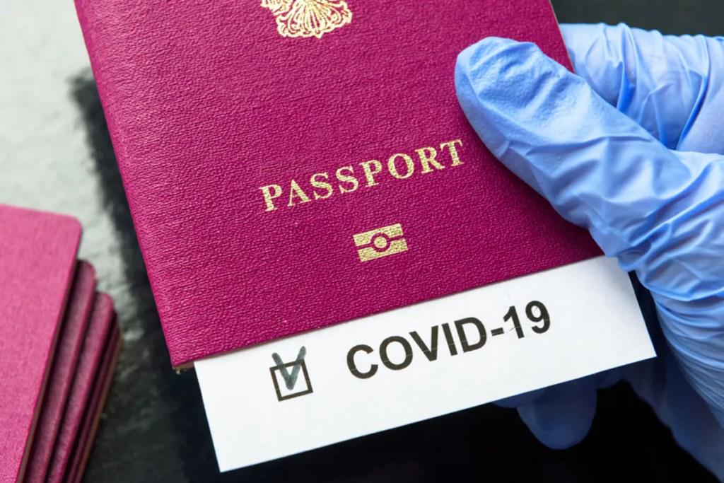passport, covid19