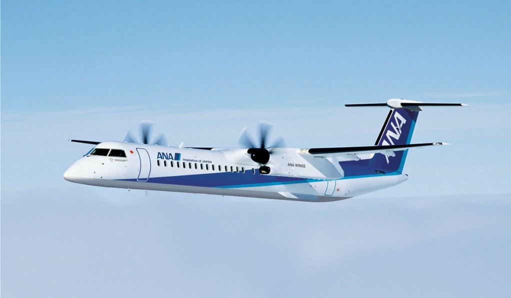 ANA Dash 8-400