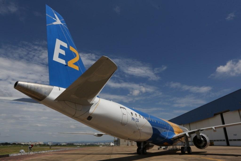 Embraer E2 Jet