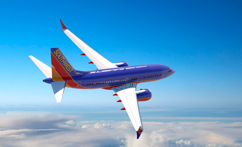 Southwest Airlines 737 Max