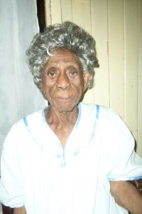 Ms. Doris Agatha Kingston is 100 years old today!