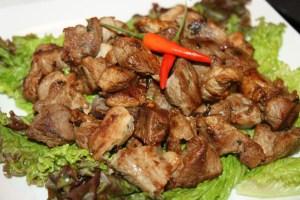 garlic-pork
