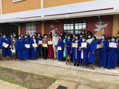 Humanitarian Mission Guyana Rolls Out 93 New Graduates