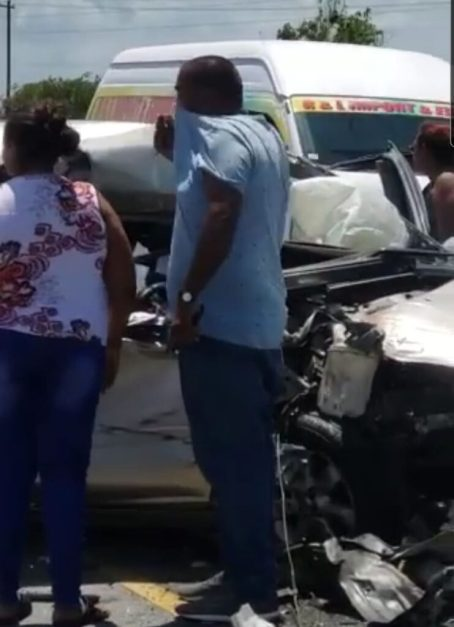 Car Was Overtaking When it Crashed into Tractor – Eyewitnesses