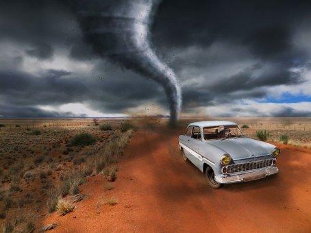 Guyana Records its First Tornado