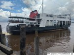 The Big Steamer - Bartica Wharf