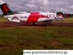 Lethem Airstrip - Trans Guyana Plane
