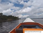 Essequibo River - On the Way to Aruwai Resort