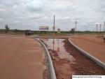 Lethem - Roundabout - Barrack Retreat