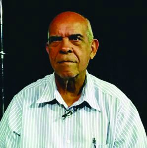 Political commentator Ramon Gaskin