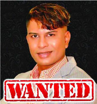 Wanted alleged mastermind:  Marcus Bisram