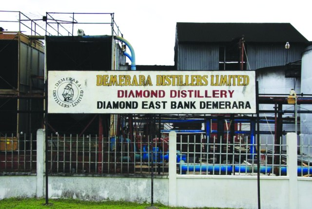 Demerara Distillers Limited