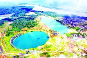 Omai is hitting high-grade gold in Region 7
