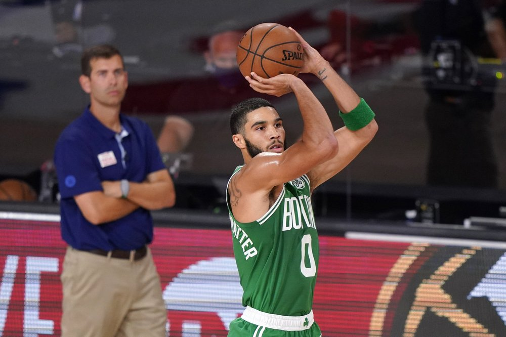 """Jayson Tatum Needs to Step Up In This One """"Unacceptable"""" Area"""