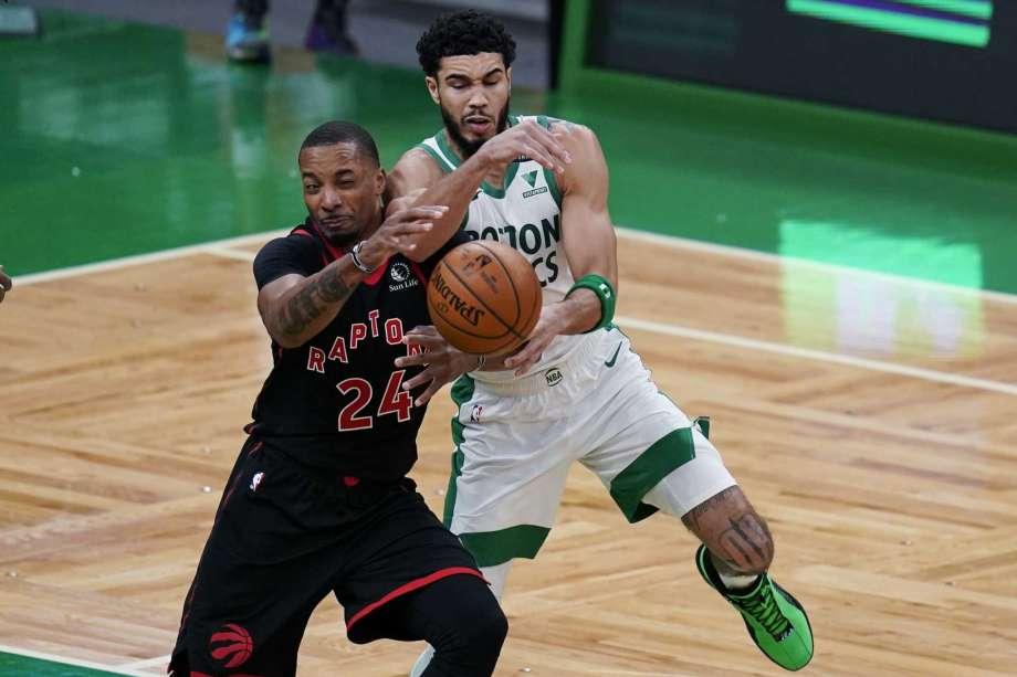Recap: Tatum Scores 27, Leads Celtics to Fourth Straight Win Over Raptors, 132-125