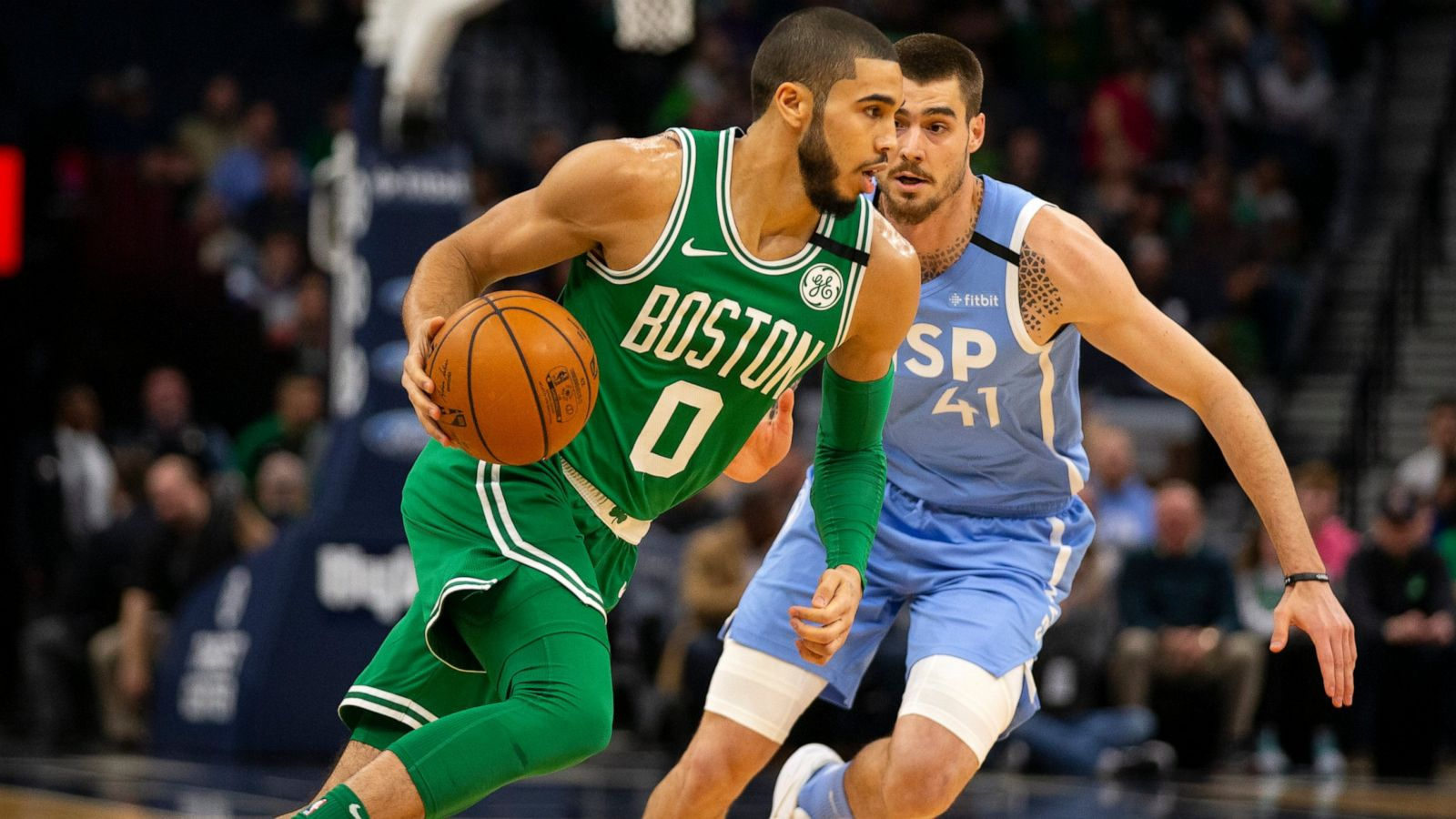Preview: Celtics Host Minnesota Timberwolves to Close Out Homestand