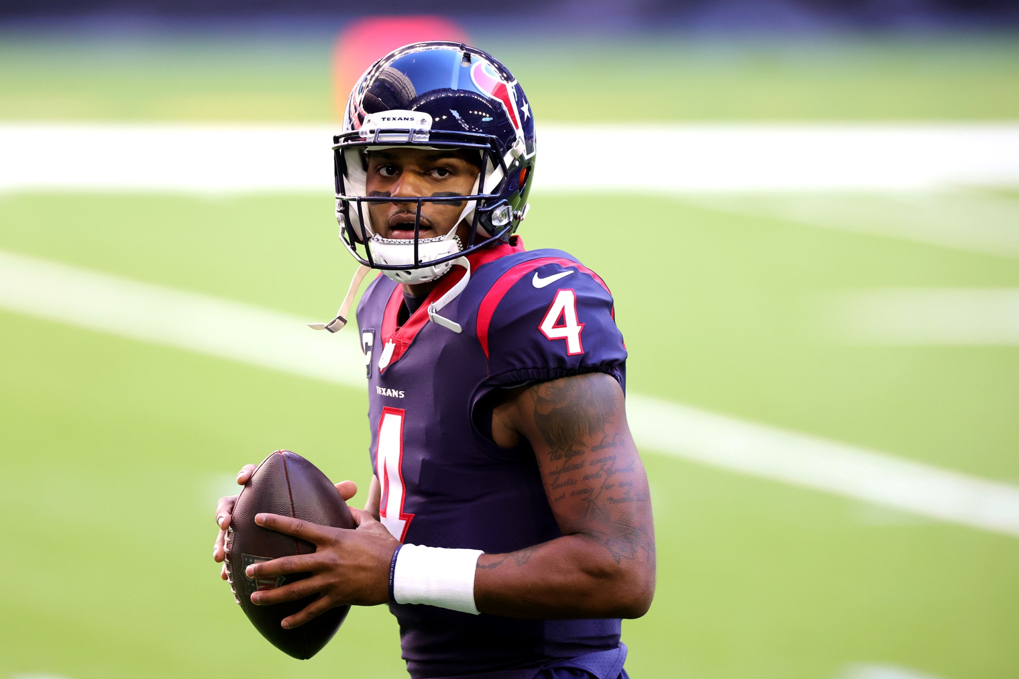 Texans Open to Trading Deshaun Watson