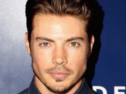 josh henderson blue eye green eye