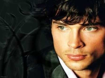 tom welling eyes