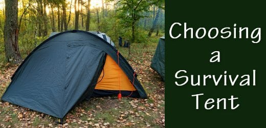 survival tent how to choose & Best Survival Tent Options for Emergency Shelter - Guy Counseling