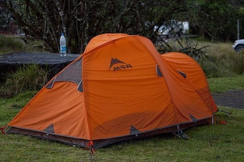 The MSR Fury tent is a great choice for emergency shelter & Best Survival Tent Options for Emergency Shelter - Guy Counseling