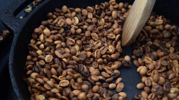 brown coffee roast