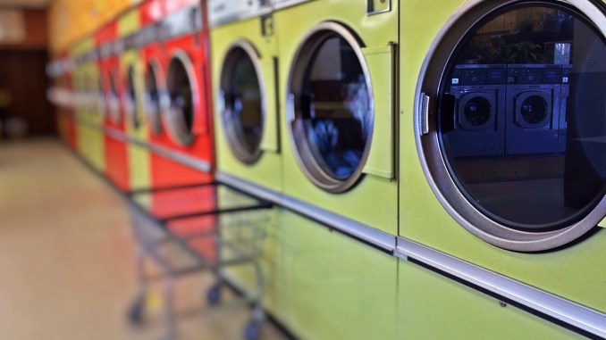 laundry review for gain flings