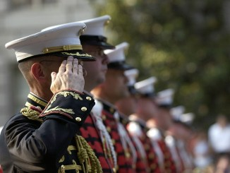 veterans soliders military salute