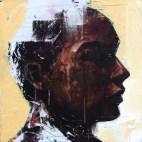 """the dead carpet"", oil on canvas, 30 x 30cm"