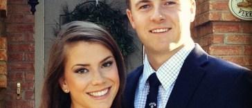 Jordan Spieth Girlfriend Annie Verret