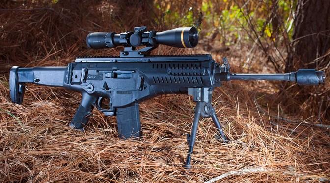 Leupold VX5 2-10, Beretta ARX100, Guy J. Sagi, Strobist Rifle photography, gun porn