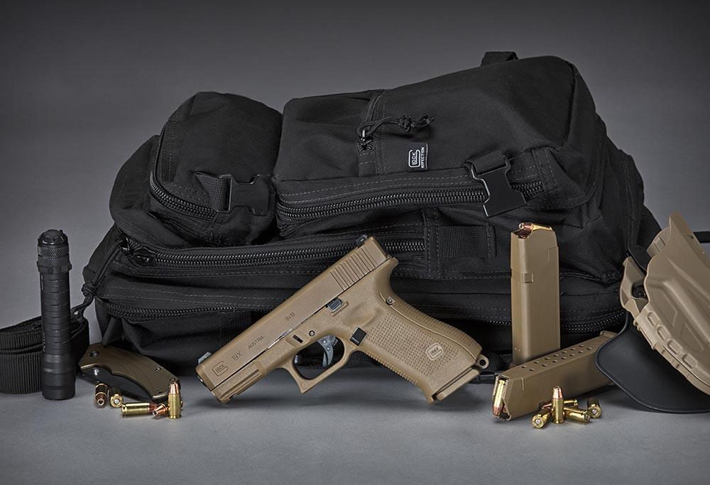 Glock G19X, Fear & Loading, Guy J. Sagi