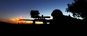 Long range sniper at night, Guy J. Sagi, Hoke County NC, caring for ammunition, proper ammo handling in heat and cold