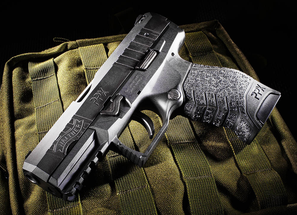 how long will polymer handguns last, Walther pistol, handgun, Guy Sagi, Fear & Loading, Raeford NC