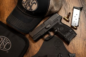 CrossBreed Holsters and Mag Carriers for the FN 503