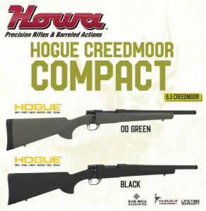 Howa Hogue Creedmoor Compact Rifle