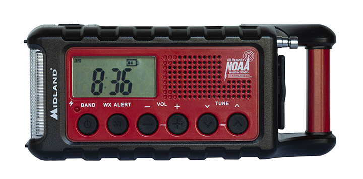 Midland ER310 E+ Ready Weather Radio Review photo by Guy J Sagi
