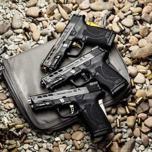 Smith & Wesson Performance Center M&P9 Shield EZ