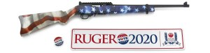 Fourth Edition Ruger Collector's Series 10/22 Rifle