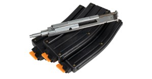 World's First 5.7x28mm to .22LR Conversion Kit