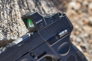 New Pistol Reflex Sight from Bushnell