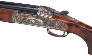 "Krieghoff ""The Galapagos Island"" K-80/S - Gun of the Year 2020"