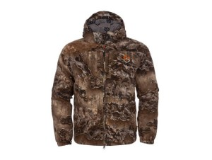 ScentLok BE:1 Fortress Parka in Realtree EXCAPE Camo