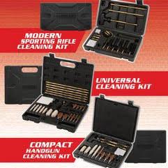 New Guns & Gear for 2021—Krome Gun Cleaning Kits