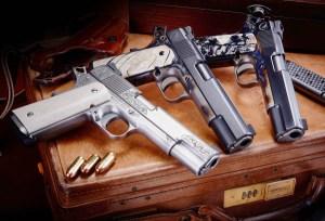 Financing a Nighthawk Custom Gun