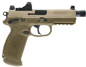 FN Optics-Ready Pistols and Mounts