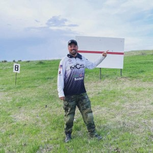 Hornady Shooter Robert Brantley Hits 2.40-mile Shot