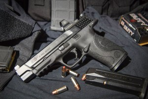 Mounting Optics on a Smith & Wesson
