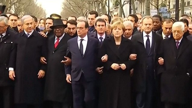 dailymail.co.uk/video/news/video-1150102/World-leaders-link-arms-Charlie-Hebdo-solidarity.html