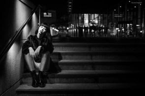 Night Shoot - Stairs
